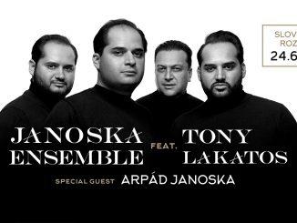 Fanúšikovia sa dočkali - Koncert Janoska Ensemble vBratislave má nový termín.
