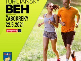 Podporte svoje zdravie azabehnite si na charitatívnom Turčianskom behu 22. mája v Žabokrekoch!