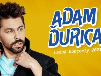 Adam Ďurica ide na turné snovou kapelou. Sľubuje program, aký ste ešte nevideli!