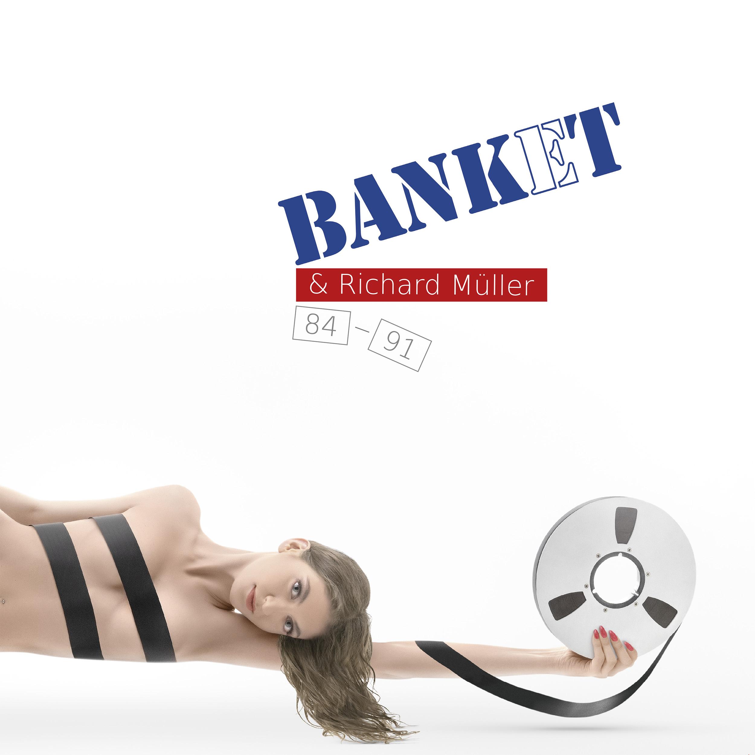 Unikátny výber skupiny BANKET & Richard Müller 84-91 vychádza na 2LP a 2CD.