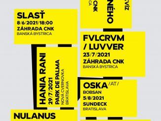 Festival Barbakan odštartoval výstavou, prinesie aj divadlo a koncerty Hanie Rani, Osky či Katarzie.