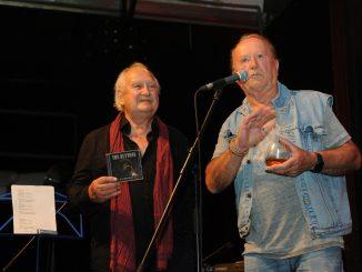 Petr Janda aJožo Ráž pokrstili nový album legendárnych The BUTTONS!