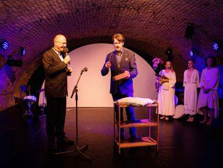 Bratislava má nové divadlo, Teatro Colorato slávnostne pokrstil herec Marek Majeský!