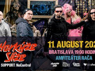 Horkýže Slíže vystúpia v auguste v Bratislave.