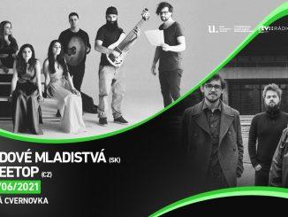 Ľudové mladistvá a Floex vjúni otvoria bratislavské koncertné leto.