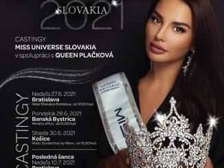 Kráľovná krásy Silvia Lakatošová akráľovná instagramu Zuzana Plačková prinášajú celom novú Miss Universe Slovakia!