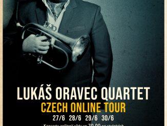 Lukáš Oravec Quartet CZECH TOUR.