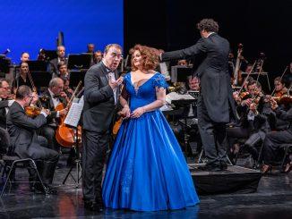 Operná sólistka, celý život verná jednému divadlu, Táňa Paľovčíková Paládiovájubiluje.