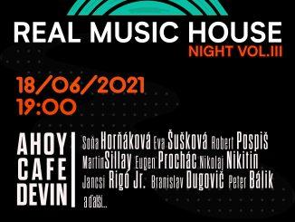 Vydavateľstvo Real Music House bude 18. júna oslavovať koncertným večerom.
