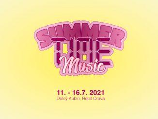 Letnú školu Summer Time Music itento rok povedú poprední hudobníci českej aslovenskej scény.