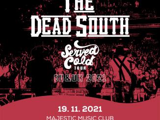 Kanadská dirty-neo-folková kapela The Dead South zahrá po prvýkrát na Slovensku - 19.11.2021, Majestic Music Club, Bratislava.