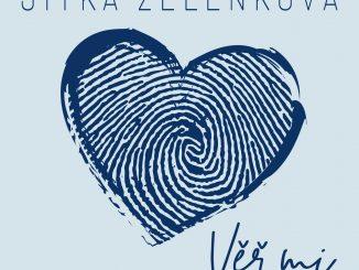 Jitka Zelenková vydáva nový singel Věř mi.Pesničku otextoval legendárny hitmaker Jaroslav Wykrent.