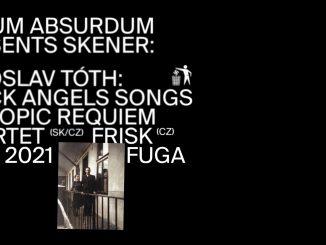 Skladateľ Miroslav Tóth a teleso Dystopic Requiem Quartet uvedú dielo Black Angels Songs konečne naživo aj pred divákmi