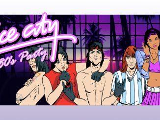 Vice City 80's Party | KC Dunaj