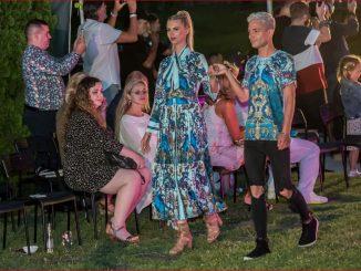 Najväčšia hviezda módnej šou Sicily Style sa stala modelka s downovým syndrómom.