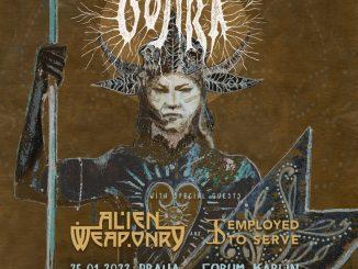 Budoucnost metalu ve francouzských rukou – GOJIRA!