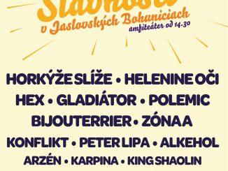 Na Slávnostiach v Jaslovských Bohuniciach zahrajú Horkýže Slíže, Polemic aj Peter Lipa!
