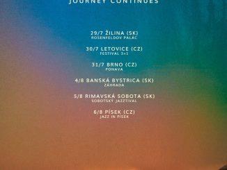 Kvartet Alfa Carlssona a Jiřího Kotači vyráží na letní turné po Česku a Slovensku.