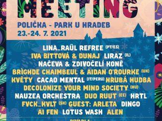 Festival Colour Meeting zve do Poličky na hudbu i divadlo z celého světa.