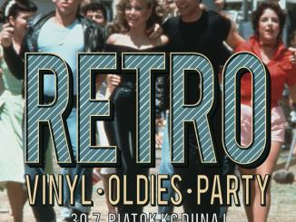 RETRO vinyl • oldies • party
