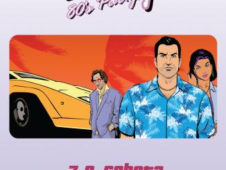 Vice City 80's Party: 7. augusta v KC Dunaj!