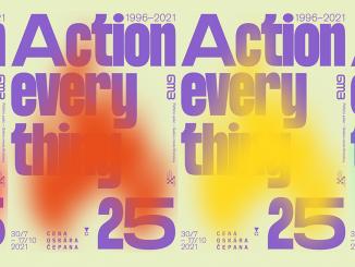 Autorov/autorky diel na výstave ACTION EVERYTHING spájaCena Oskára Čepana.