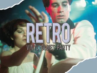 RETRO vinyl • oldies • party: 27. augusta v KC Dunaj!