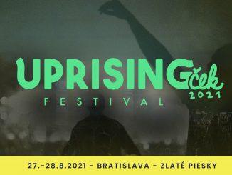 Uprisingček 2021 ako jeden zmála festivalov privezie zahraničné hviezdy.