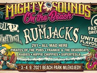 Mighty Sounds letos vmenším plážovém vydání. Line-up pro 2022 potvrzen.