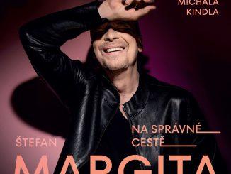 Štefan Margita vydáva album Na správné cestě stuctom piesní Michala Kindla.Album predstaví na koncertnom turné Intimity + rozhovor