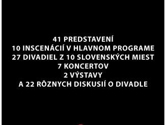 Divadelný festival DOTYKY A SPOJENIA ponúka bohatý program,to najlepšie zuplynulých dvoch sezón.