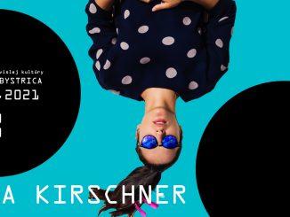 Jana Kirschner bude v Záhrade spievať už od rána.