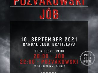 Pozvakowski, Jób – kinematograf post metalu apost rocku v Randal Clube.