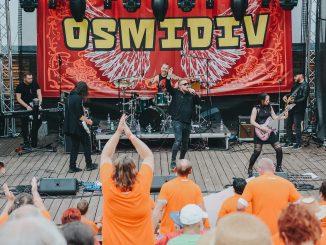 """Benefičný festival Osmidiv prinieslo do Banskej Štiavnice hudobné """"poklady"""" ."""