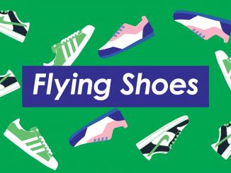Flying shoes: 14. septembra v KC Dunaj!
