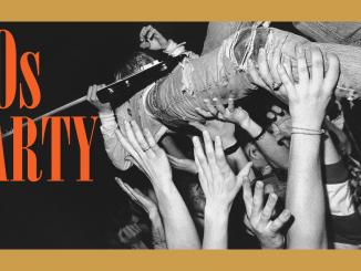 90s Party: 22. októbra v KC Dunaj!