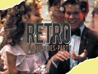 RETRO vinyl • oldies • party: 24. septembra v KC Dunaj!