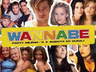 Wannabe: 11. septembra v KC Dunaj!