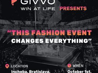 Módny event roka vpiatok odpáli štart projektu Givvo. Ten už teraz pomáha.