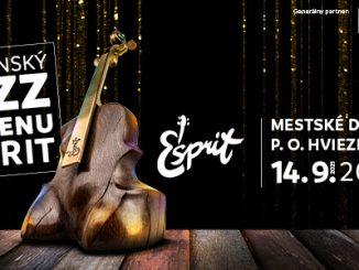 Poznáme víťaza jazzovej Ceny verejnosti ESPRIT.Kto získa hlavnú cenu poroty sa dozvieme na slávnostnom odovzdávaní cien 14. septembra vbratislavskom DPOH.