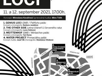 Sprievodný program medzinárodného festivalu súčasného tanca Bratislava vpohybe sa začne už tento víkend.