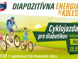 100 rokov od objavenia inzulínu si slovenskí diabetológovia adiabetici pripomenú na bicykloch na pretekoch Okolo Slovenska.