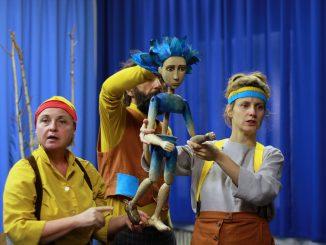 Bratislavské bábkové divadlo uviedlo novú rozprávku, príbehpodľa Dobšinského rozpráva po novom.