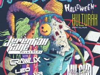 Nightcall Halloween // 30.10. w Jeremiah Kane, Grawlix, Leo Clair and MilchoMalefic