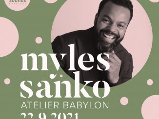Fandí mu aj Gregory Porter. Myles Sanko vystúpi vseptembri v Bratislave.