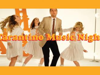 Tarantino Music Night: 30. októbra v KC Dunaj!