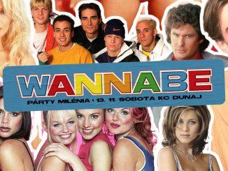 Wannabe: 13. novembra v KC Dunaj!