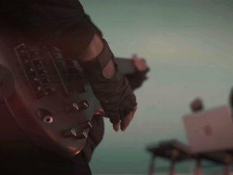 Slovenský producentDuhanpredstavujevideoklip kelektronickej skladbeBehindtheHorizon.