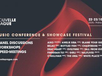 Osobnosti české a zahraniční hudební scény, workshopy, diskuze, inovativní projekty a koncerty nabídne konference Nouvelle Prague