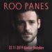 Úspešný anglický pesničkár Roo Panes po prvý raz vystúpi v Bratislave!